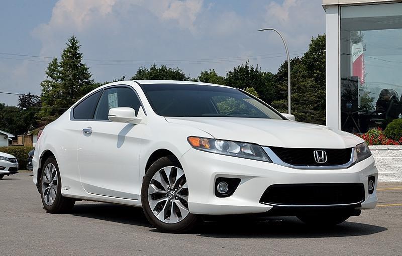 Honda Accord Coupe 2013 EX #U-0732