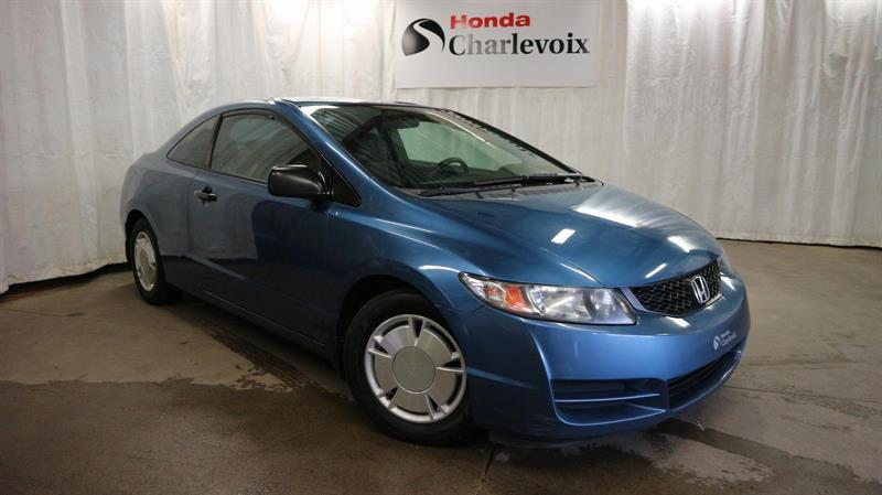 Honda Civic Coupe 2009 DX-G #X0380