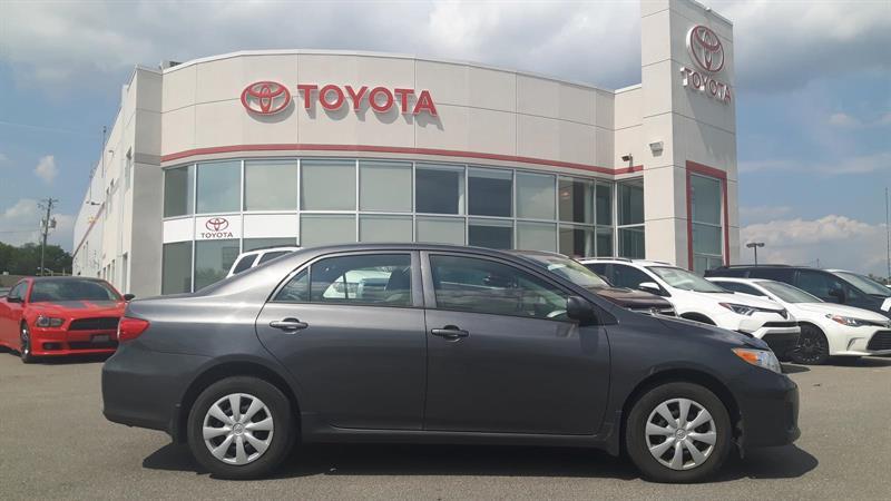 Toyota Corolla 2013 CE #13593