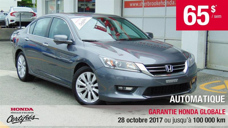 Honda Accord Sedan 2014 EX-L #170781A