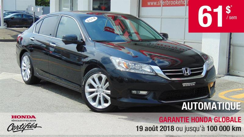 Honda Accord Sedan 2014 Touring #170896A