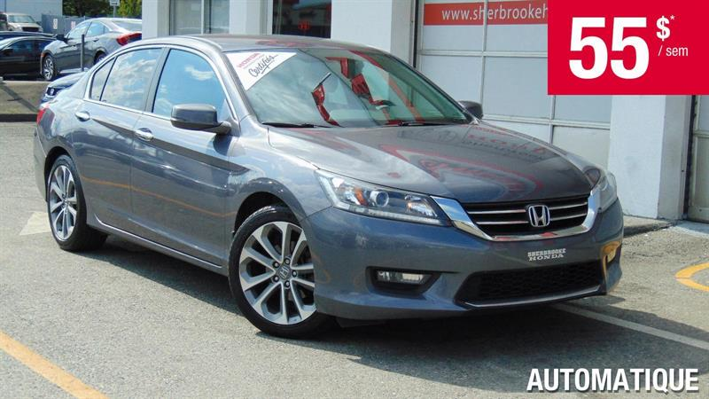 Honda Accord Sedan 2014 Sport #170949A