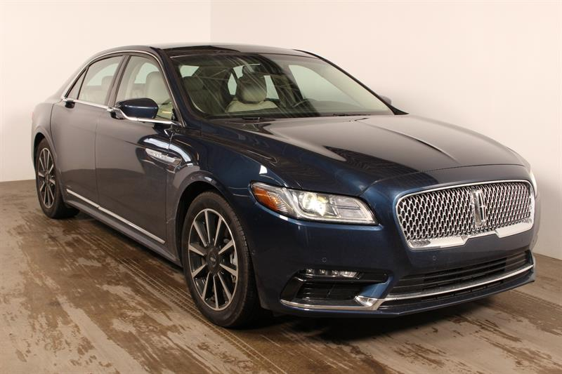 Lincoln Continental 2017 4dr Sdn Reserve #70146