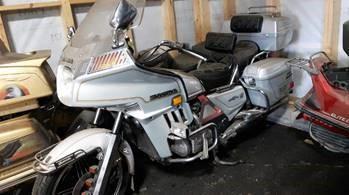 Honda GL1100 1980 #20748RDL