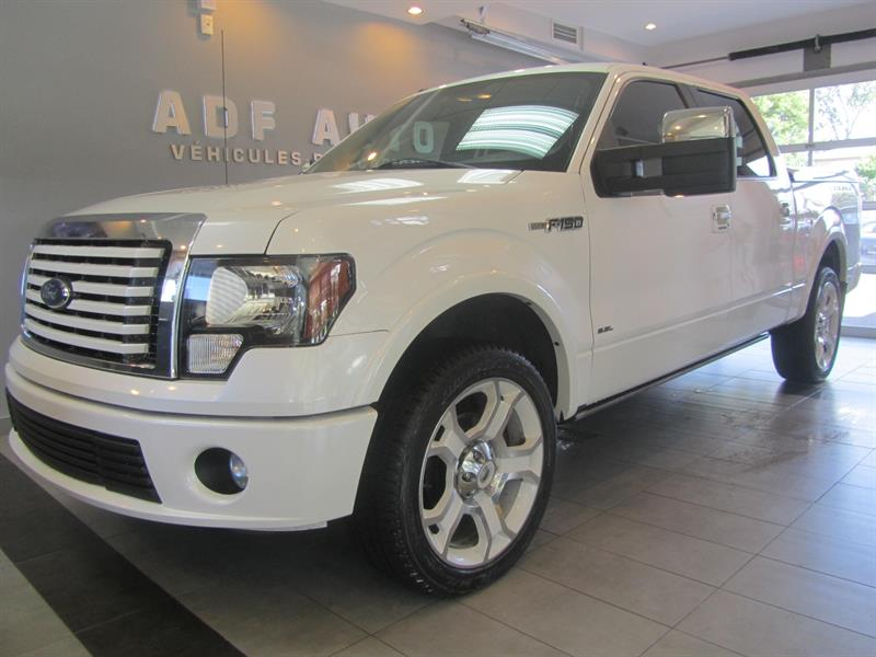 Ford F-150 2011 LARIAT LIMITED EDITION 6.2L #4201A