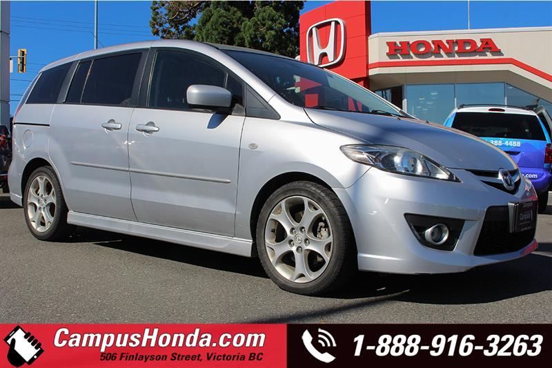 2009 Mazda MAZDA5 GT Luxury Auto Bluetooth #17-0864A
