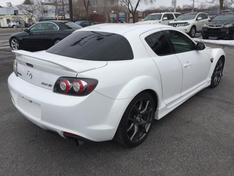 mazda rx 8 r3 cuir r3 2009 occasion vendre laval chez auto shelby. Black Bedroom Furniture Sets. Home Design Ideas