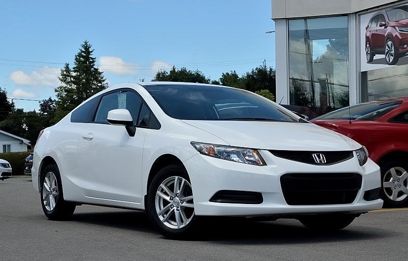 Honda Civic Coupe 2013 LX #U-0756