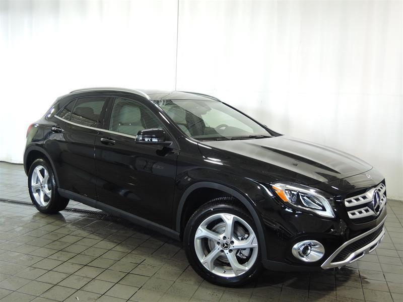 Mercedes-Benz GLA250 2018 4MATIC SUV #18-0053