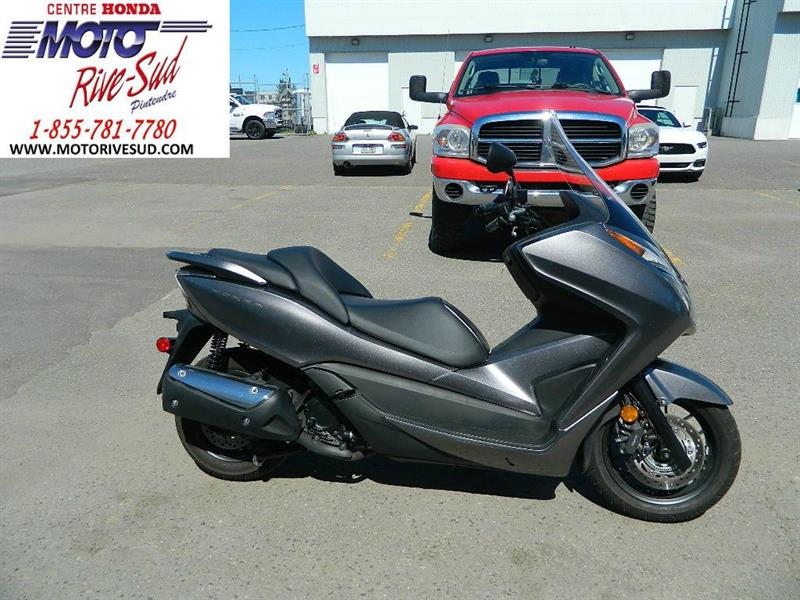 SCOOTER Honda NSS 300 VENZA 2014