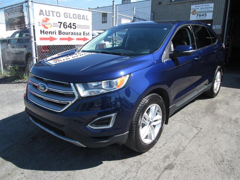 Ford EDGE 2016 4dr SEL,TURBO-ECOBOOST,2.0 LITRES #17-779