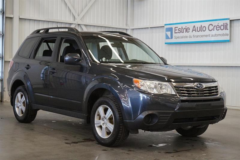Subaru Forester 2010 2.5X #H6131