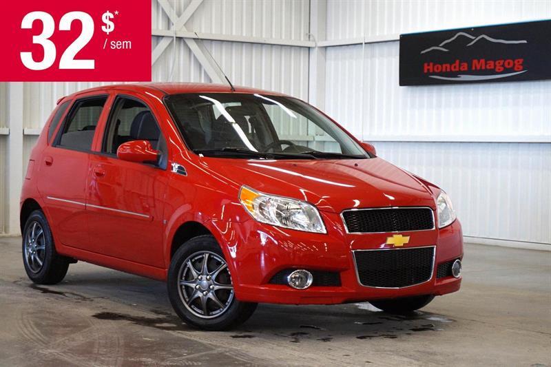 Chevrolet Aveo 2010 LS #M1948