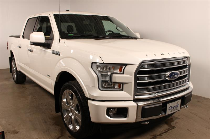 Ford F-150 2017 4WD SuperCrew #70718