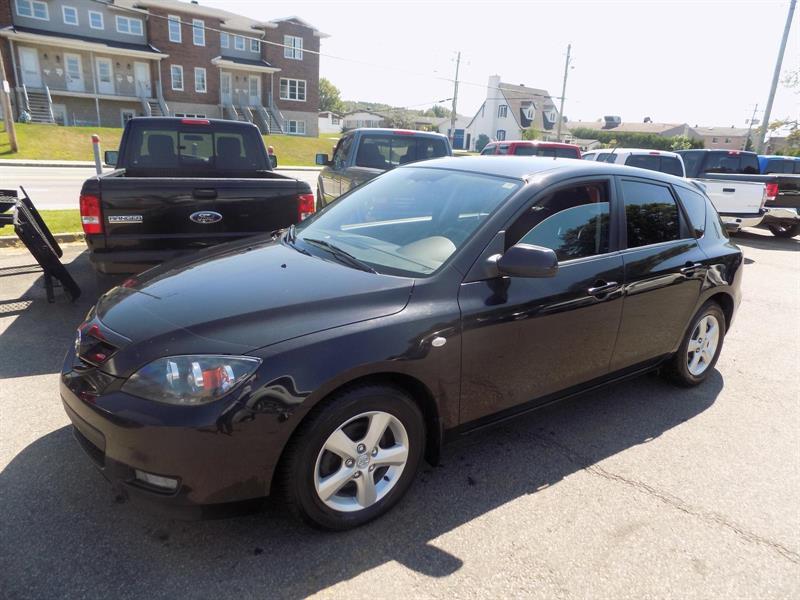 Mazda MAZDA3 2009 GX #AD3801