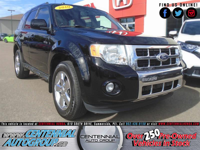 2010 Ford Escape Limited #U1533A