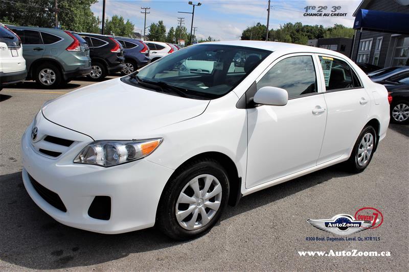 Toyota Corolla 2012 C PKG  #A4028