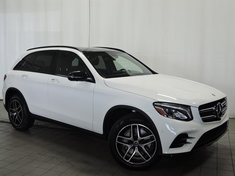 Mercedes-Benz GLC300 2018 4MATIC SUV #18-0073