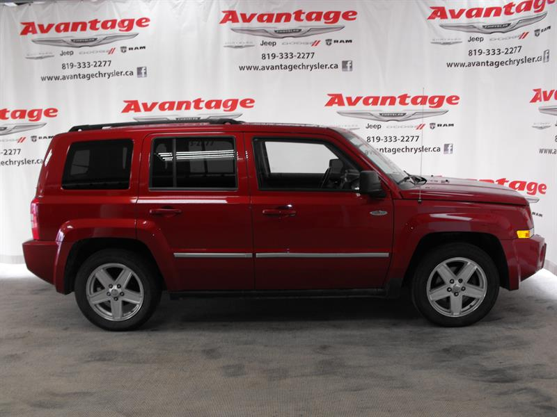 Jeep Patriot 2010 4WD 4dr #37025a