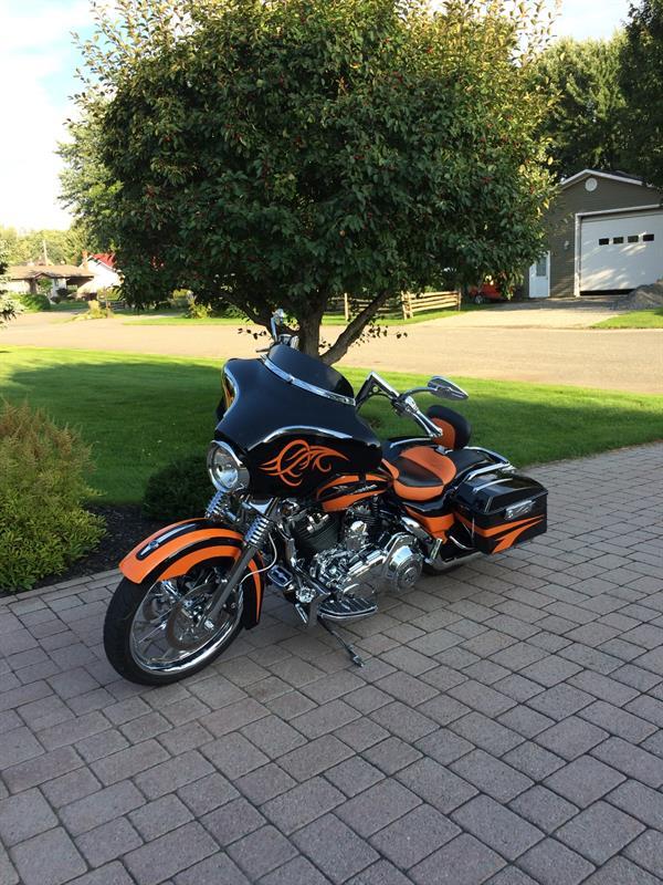 Harley Davidson FLHXS 2008 *SEULEMENT UNE TAXE!* #AF