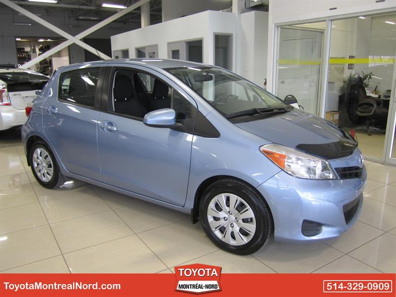 Toyota Yaris 2014 HB LE Gr.Electric #2762 AT