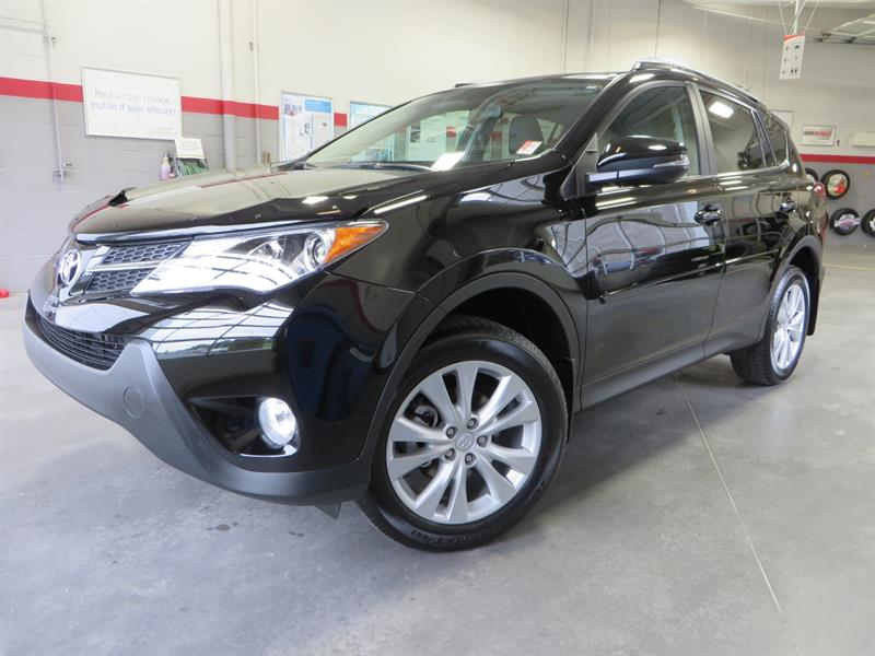 Toyota RAV4 2014 AWD Limited *GARANTIE PROLONGÉE* #U7604