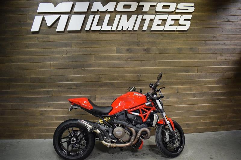 Ducati MONSTER 1200 ABS 2014