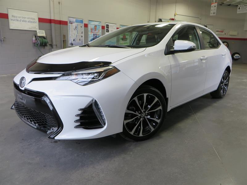 Toyota Corolla 2017 XSE *CUIR+GPS* *DÉMO* #37044