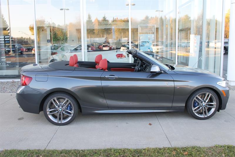 BMW 2 Series 2017 M240i xDrive Cabriolet #17-606
