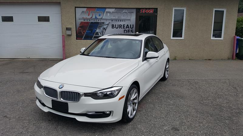BMW 3 Series 2013  320i xDrive Premium #5930