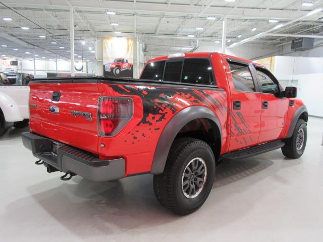 ford f150 svt raptor 6 2l gps nav 2011 occasion vendre saint eustache chez le roi du camion. Black Bedroom Furniture Sets. Home Design Ideas