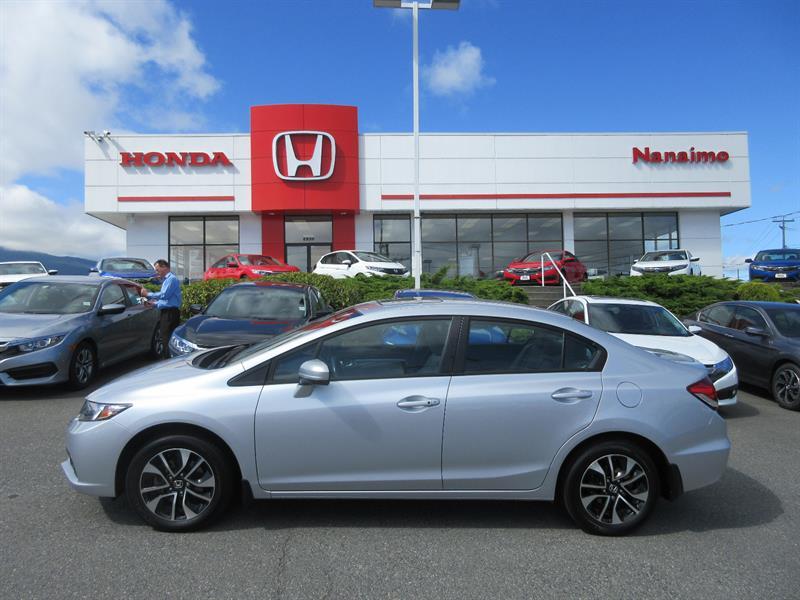 2015 Honda Civic Sedan 4dr Auto EX #H3078