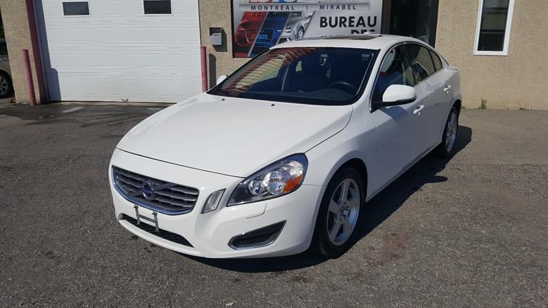 Volvo S60 2013 T5 Level II CUIR, TOIT, OUVRANT #5927