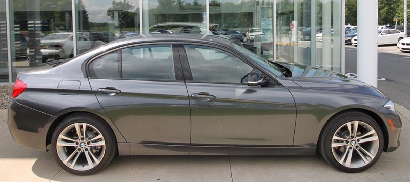 BMW 320I 2017 320i xDrive #17-547