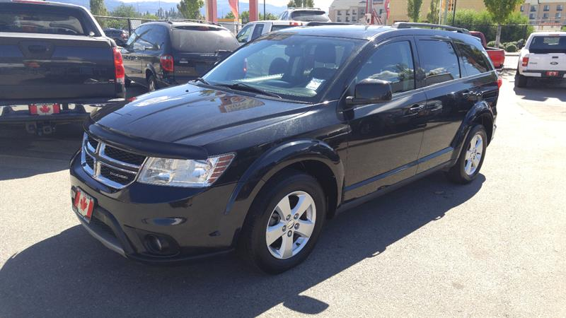 2011 Dodge Journey SXT, ONLY 115 KMS #N0042-1