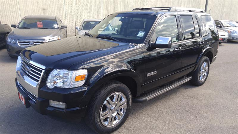 2006 Ford Explorer Limited 4X4 #N0046
