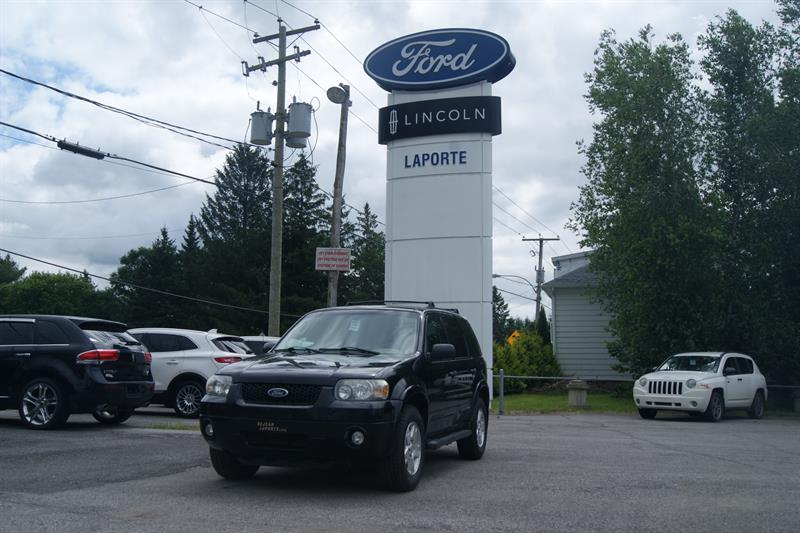 Ford Escape 2007 4WD XLT #U3505A