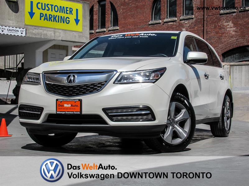 2014 Acura MDX Base #VW6050A
