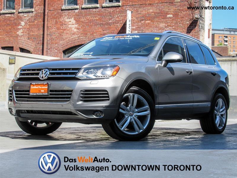 2013 Volkswagen Touareg ***SOLD*** #P2420