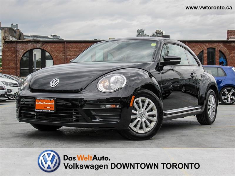 2017 Volkswagen Beetle ***SOLD*** #P2433