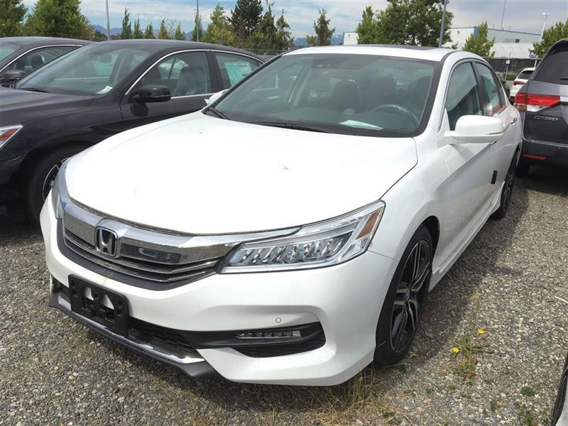 2017 Honda Accord Sedan Touring #W0993