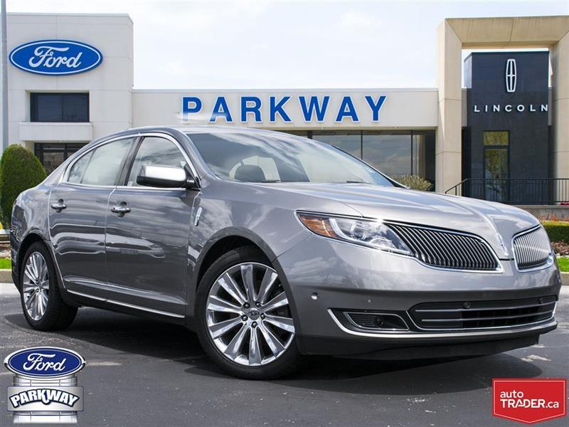 2016 Lincoln MKS Ecoboost #P9797