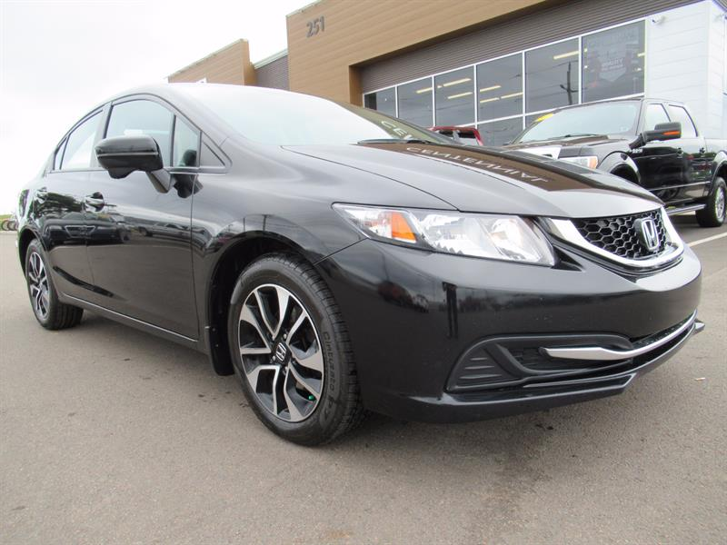 2015 Honda Civic Sedan EX ~ Sunroof, Heated Seats, Backup Camera #U358
