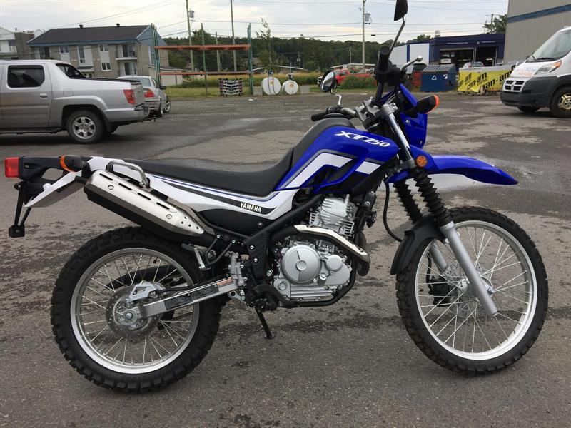 Yamaha XT250 2015 #30350RDL