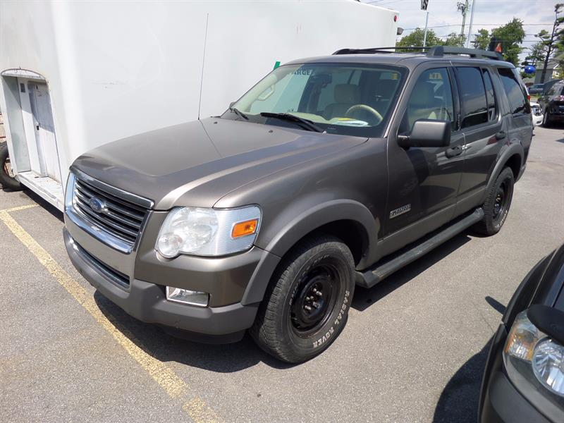 Ford Explorer 2006 4.6L XLT 4WD