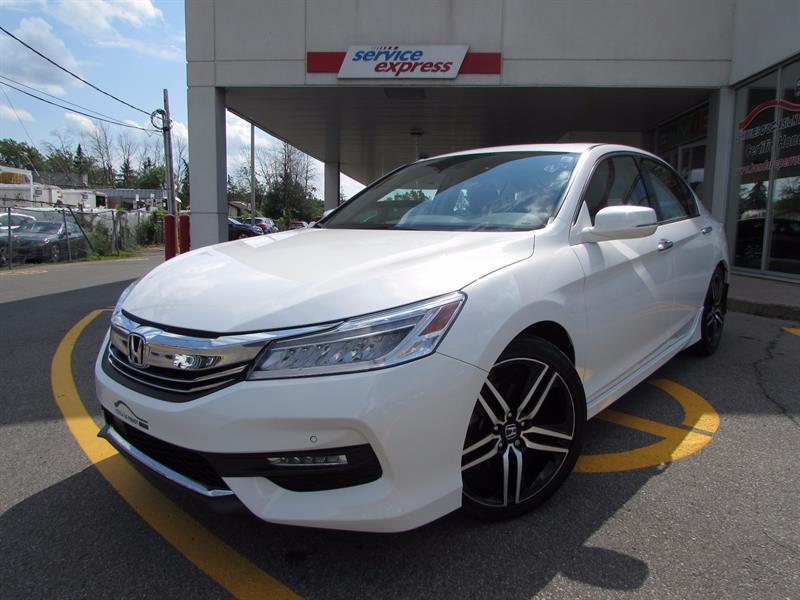 Honda Accord Sedan 2016 4dr V6 Auto Touring TOIT OUVRANT BLUETOOTH  #44160