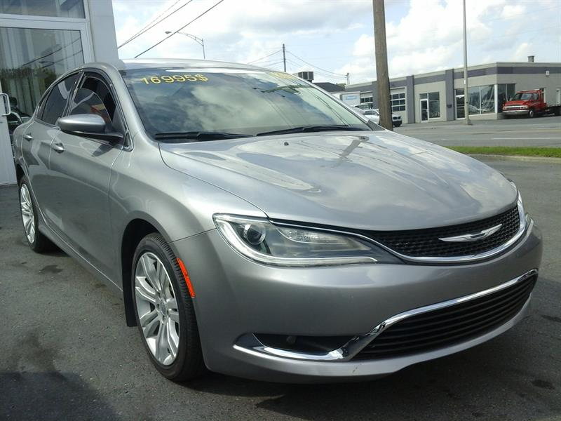 Chrysler 200 2015 Limited #35482A