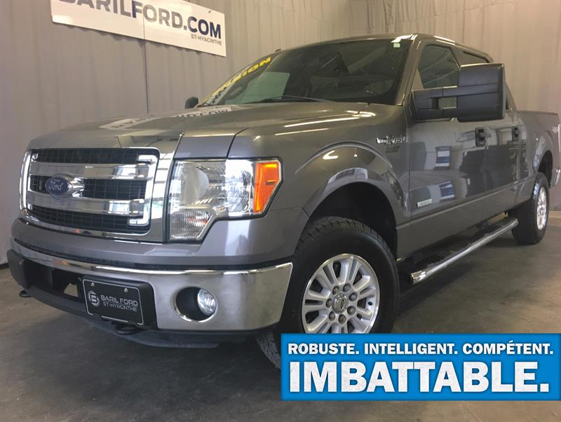 Ford F-150 2013 4WD SuperCrew 157 #C6398