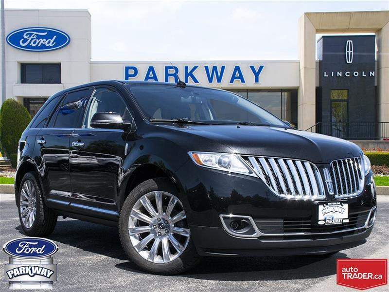 2015 Lincoln MKX AWD #P9827