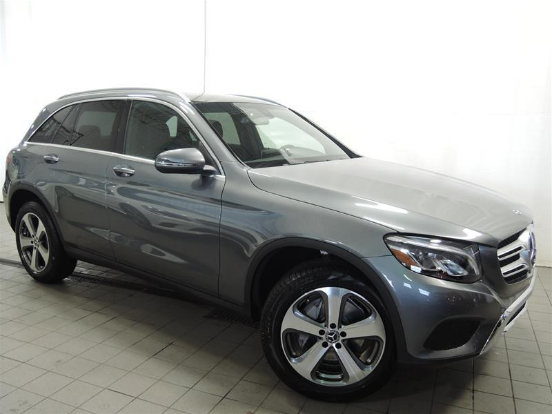 Mercedes-Benz GLC300 2018 4MATIC SUV #18-0071